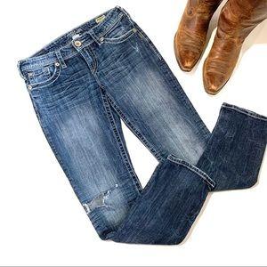 Silver Berkley Jeans